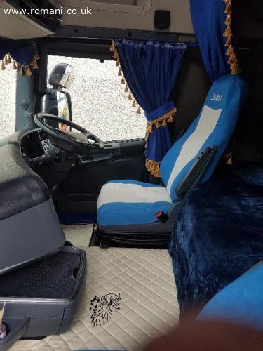 Angajez Șofer C E DA17